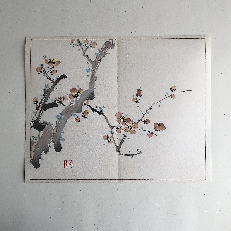 Taki Katei - Sakura